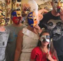 Карнавальная маска своими руками. Мастер-класс