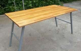 Стол — корзинка для пикника (трансформер) своими руками