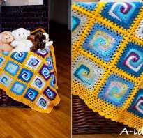 Подарок новорожденному своими руками — 5 идей для вязания крючком