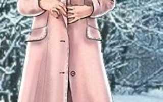 Пальто без выкройки своими руками. Мастер-класс