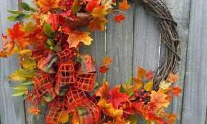 Осенняя детская поделка из бумаги. Мастер-класс