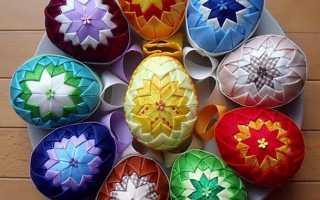 Пасхальный сувенир: яйцо своими руками. Мастер-класс