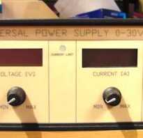 Лабораторный блок питания 2 канала по 36в 5а своими руками