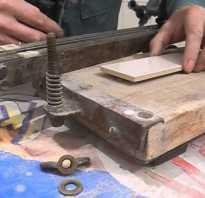 Плиткорез из болгарки своими руками