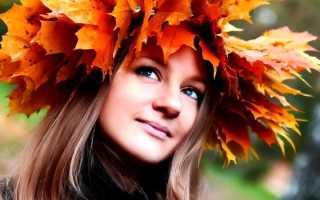Осенний браслет с листьями в технике макраме. Мастер-класс