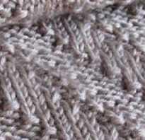 Вязание шарфа спицами: как связать шарф двусторонним узором с косами?