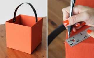 Тряпичная сумка своими руками — 5 способов декорировать