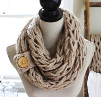 Как связать шарф? Путеводитель по схемам и мастер-классам