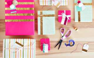 Подарки для новорожденных своими руками — идеи оформления и упаковки