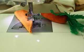 Морковка. Мастер-класс