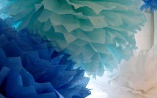 Звезды из бумаги — 5 простых идей