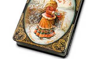 Кулон — шкатулка из дерева своими руками