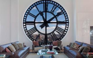 Дизайнерские настенные часы своими руками